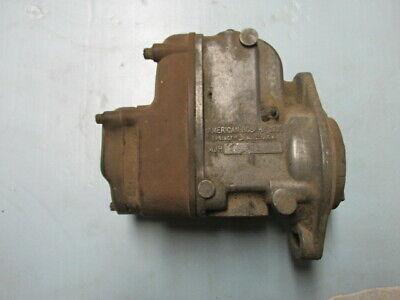 Bosch Mjh 2c301 2 Cylinder Tractor Magneto