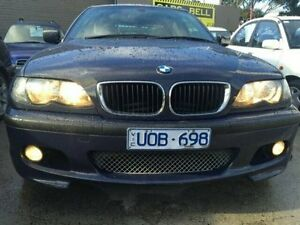 2003 BMW 318I Purple Blue Auto Steptronic Sedan Dandenong Greater Dandenong Preview