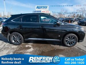 2014 Lexus RX 350 F Sport, Loaded, Clean History, Great Conditio