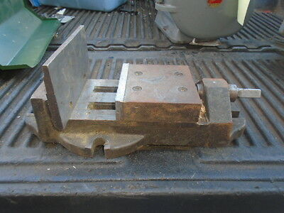 Machinist Tools Lathe Mill Mill Milling Vise 5 14