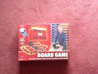 Deal or no Deal Electronic Board Game. Still sealed. Never Used.