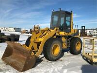 1994 Komatsu WA120 Wheel Loader Edmonton Edmonton Area Preview
