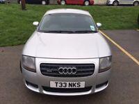 Audi TT 3.2L Quattro with only 51k genuine miles!