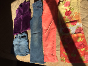 Girls Clothes size 6 ( lot # 5 )