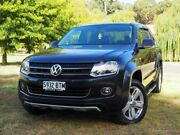 2013 Volkswagen Amarok 2H MY13 TDI420 4Motion Perm Ultimate Blue 8 Speed Automatic Utility West Hindmarsh Charles Sturt Area Preview
