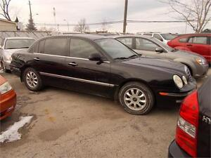 2004 Kia Amanti RUNS AND DRIVES JUST TRADED AS-IS DEAL