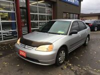 2003 Honda Civic Sdn DX-G | WE'LL BUY YOUR VEHICLE!!