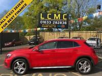 2014 64 MERCEDES-BENZ GLA-CLASS 2.1 GLA200 CDI AMG LINE EXECUTIVE 5D 136 BHP DIE