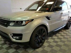 2016 Land Rover Range Rover Sport V8 Supercharged Dynamic Stealt