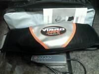 Vibro massage belt