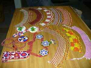 Native Bead work