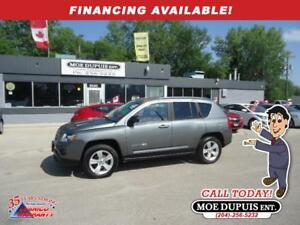 2011 Jeep Compass North Edition,4X4 ECONOMICAL SUV!!