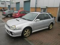 subaru impreza glx automatic 2.0 petrol 52,reg mot good condition/runner £595 no offers px/welcome