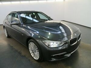 2012 BMW 328I F30 MY0812 Silver Sports Automatic Sedan Albion Brimbank Area Preview