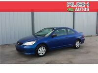 2005 Honda Civic Cpe DX ** SOLD SOLD SOLD