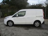 2016 16 FORD TRANSIT CONNECT 1.6 200 L1 SWB LIMITED 115PS DIESEL