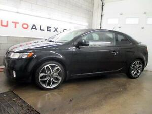 2012 Kia Forte KOUP SX Luxury CUIR TOIT MAGS BLUETOOTH
