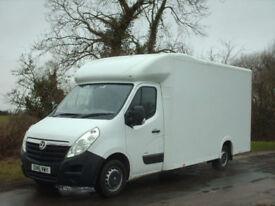 Vauxhall Movano low load luton 2.3 cdti 125ps 6spd