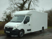 Vauxhall Movano low load luton 2.3 cdti 125ps 6spd