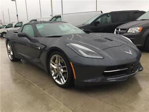 2014 CHEVROLET CORVETTE Z51 PERFORMANCE PACKAGE!