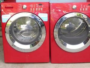 Westinghouse Affinity, Side by Side washer dryer