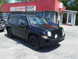 2008 Jeep Patriot Sport tres propre