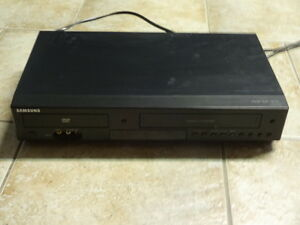 Samsung DVD/VCR combo player