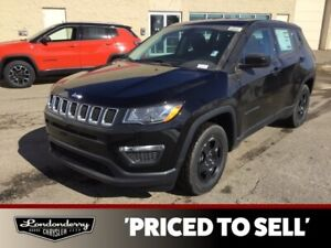 2019 Jeep Compass SPORT            AIR CONDITIONING  TOUCHSCREEN