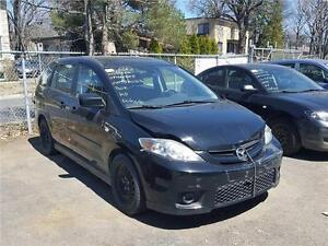 2007 Mazda Mazda5 GS West Island Greater Montréal image 3