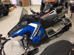 2017 Polaris PRO S Switchback 600 ES - $1800!!!!