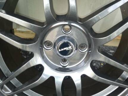 """Brand New 17"""" Rims and Tyres 215/40R17 Dandenong South Greater Dandenong Preview"""