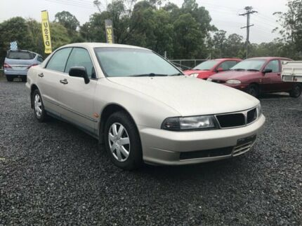 1998 Mitsubishi Magna TF Advance Gold 4 Speed Automatic Sedan Kingston Logan Area Preview