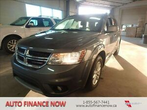 2013 Dodge Journey SXT/Crew 3rd ROW SEATING RENT TO OWN $9 A DAY
