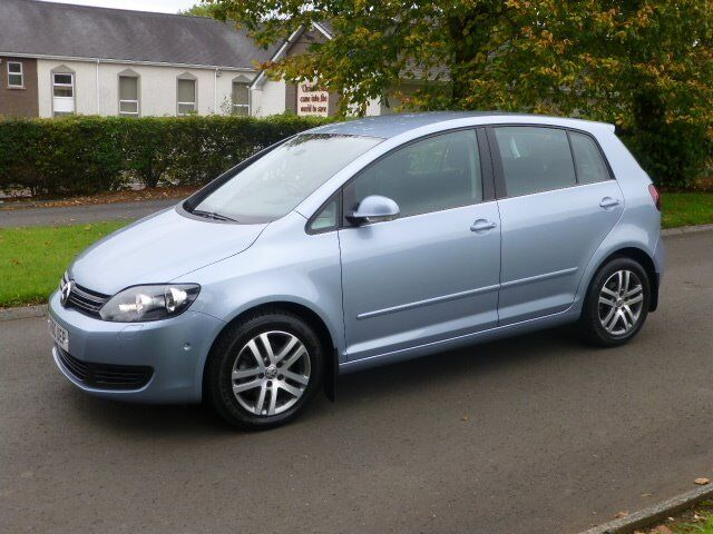 2011 VW GOLF PLUS 1.6 TDI SE ONLY 24000 MILES OUTSTANDING CONDITION THROUGHOUT