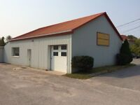 Building for Lease - Parkhill Road East