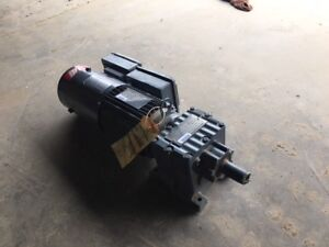 For sale .75 HP 3 Ph Motor with Eurodrive
