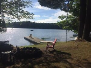 Cottage for Rent / 5 Bedrooms Clearwater Lake