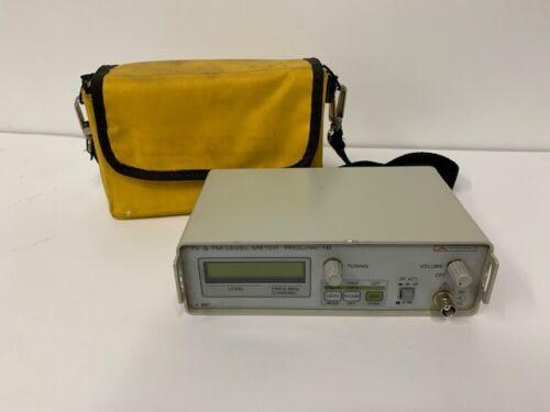 Promax Prolink-1B TV & FM Level Meter 12V PK101BEU01 w/ Carry Case Untested
