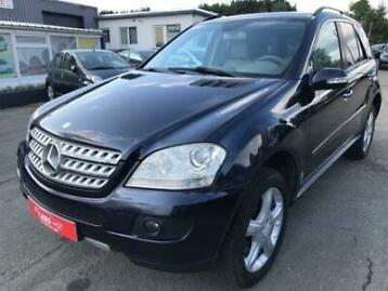 mercedes-benz ml 320 cdi**navi*cruise ...