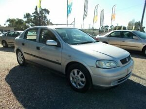 2003 Holden Astra TS MY03 City Silver 5 Speed Manual Hatchback Bayswater North Maroondah Area Preview