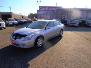 2012 NISSAN ALTIMA 4 CYL SPACIOUS SEDAN GAS SAVER EASY FINANCE