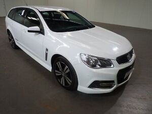 2015 Holden Commodore VF MY15 SV6 Storm White 6 Speed Automatic Sportswagon Bibra Lake Cockburn Area Preview