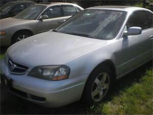 2003 Acura CLloaded leather