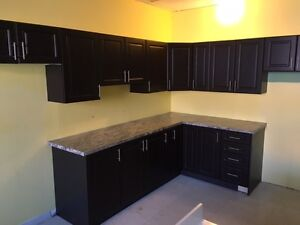 Brand New Espresso Display Kitchen for sale