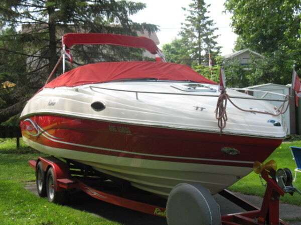 Used 2005 Rinker Boat Co Captiva 232