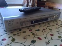 Sony DVD/CD/SACD Player with 5.1 outputs
