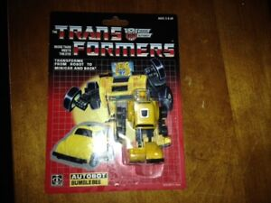 Bumblebee G1 1985 - Re- Issue
