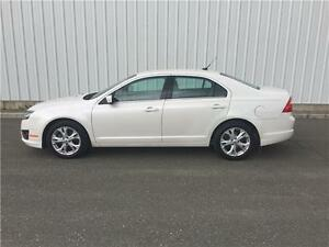 2012 Ford Fusion SE XM RADIO, AC, AUX, LOW KMS