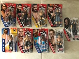 WWE Basic, Defining Moments, and Elite Action Figures - NEW!