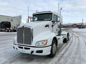 Kenworth T660 Day Cab